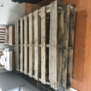 giving away 2 pallets for picking up